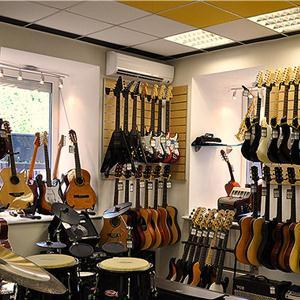 Музыкальные магазины Березника