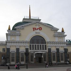 Железнодорожные вокзалы Березника